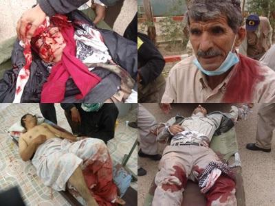 Bloedbad op 8 april 2011 in Ashraf: 36 doden en meer dan 300 gewonden