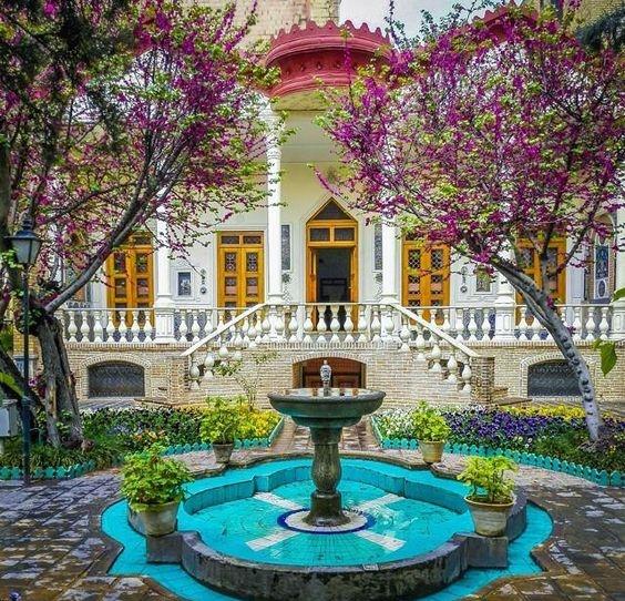 Architectuur van Iraanse huizen 18de eeuw
