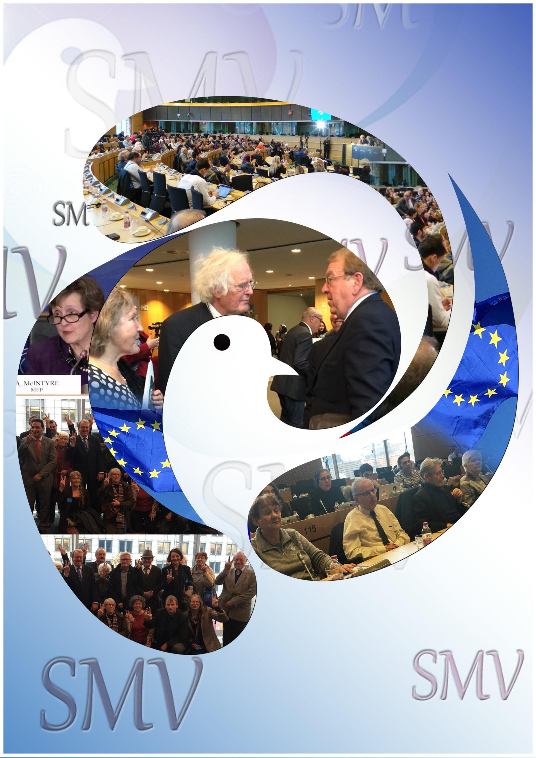 SMV - Brussel EU parlement 6 december 2017