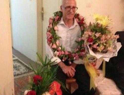 Ali Moezzi na zeven jaar cel vrijgelaten