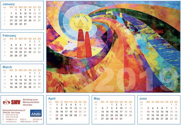 Kalender 2019 01