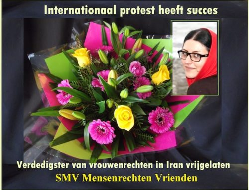 Internationaal protest heeft succes: Verdedigster van vrouwenrechten in Iran vrijgelaten