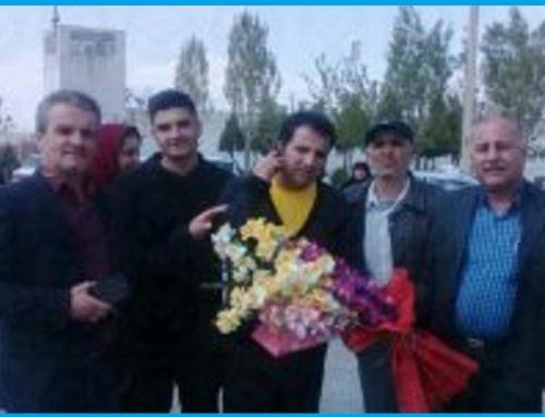 Menschenrechten werk heeft succes: Advocaat Mohammad Najafi in Iran in vrijheid gesteld