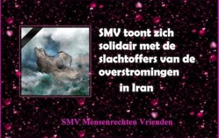 SMV Overstroming in Iran