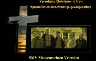Vervolging Christenen in Iran