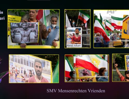 Wreed regime in Iran: Navid Afkari geëxecuteerd ondanks wereldwijde protesten