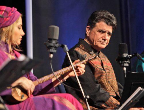 Mohammad Reza Shajarian Iraanse prominente meester in zang en muziek is overleden