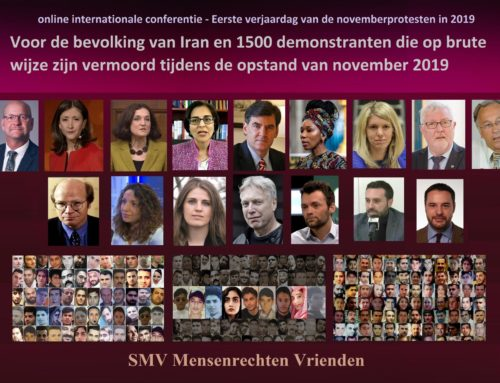 Online internationale conferentie – Eerste verjaardag van de novemberprotesten in 2019
