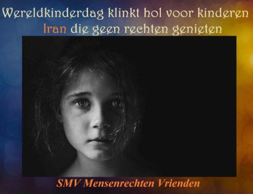 Wereldkinderdag klinkt hol voor kinderen in Iran die geen rechten genieten