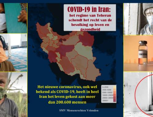 COVID-19 in Iran: het regime van Teheran schendt het recht van de bevolking op leven en gezondheid