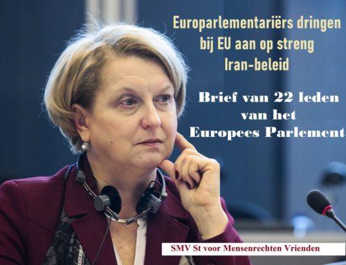 Europarlementariërs dringen bij EU aan op streng Iran-beleid