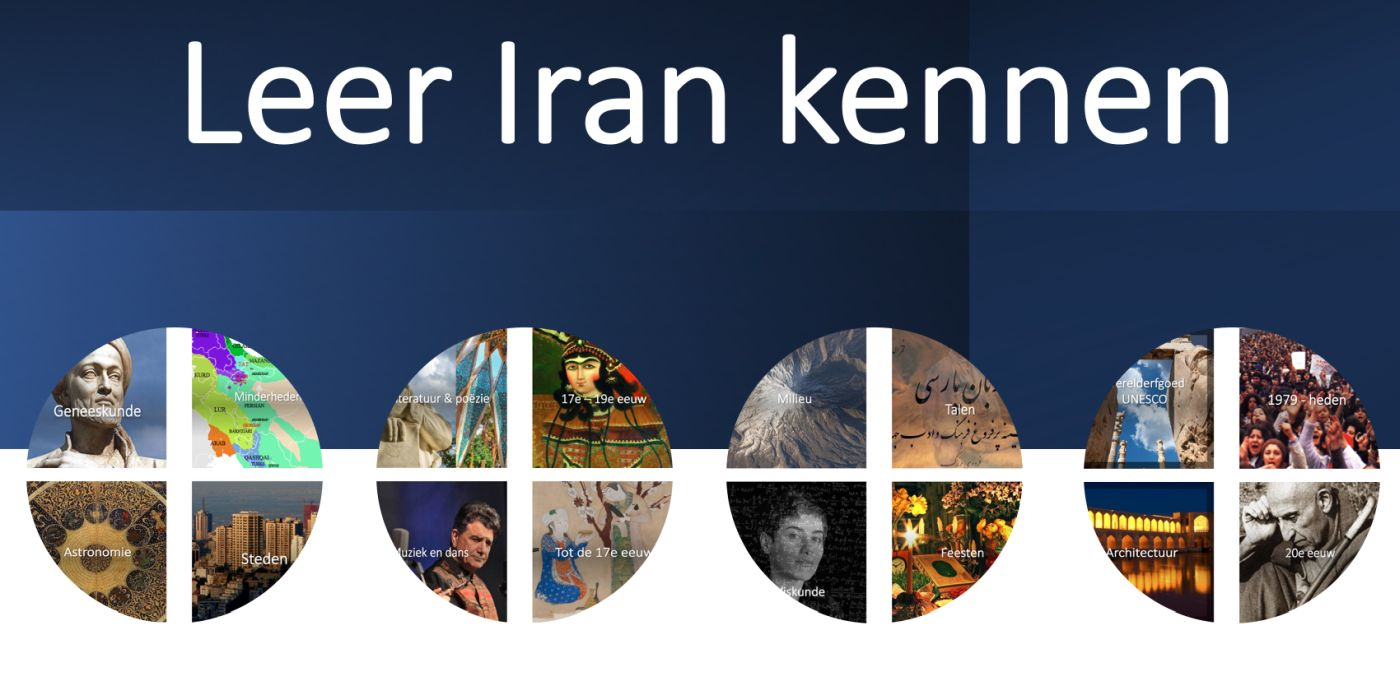 Leer Iran kennen