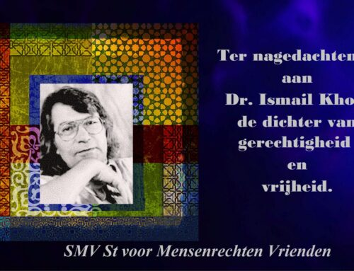 Ter nagedachtenis aan Dr. Ismail Khoei – de dichter van gerechtigheid en vrijheid