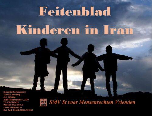 Feitenblad: Kinderen in Iran