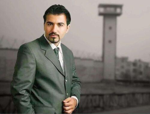 Politieke gevangene in Iran: represailles tegen internetjournalist Soheil Arabi