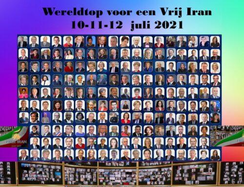 Wereldtop voor een Vrij Iran 2021 – 10, 11 en 12 juli 2021